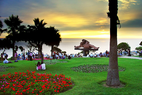 Parque del Amor - Lima es Linda