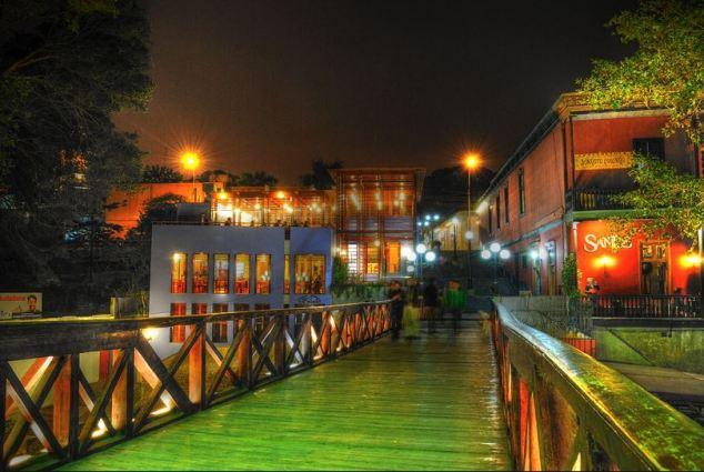 Puente de los Suspiros - Lima es Linda