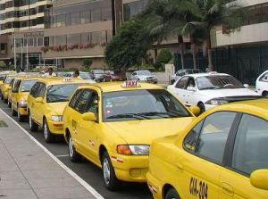 Taxi de Lima