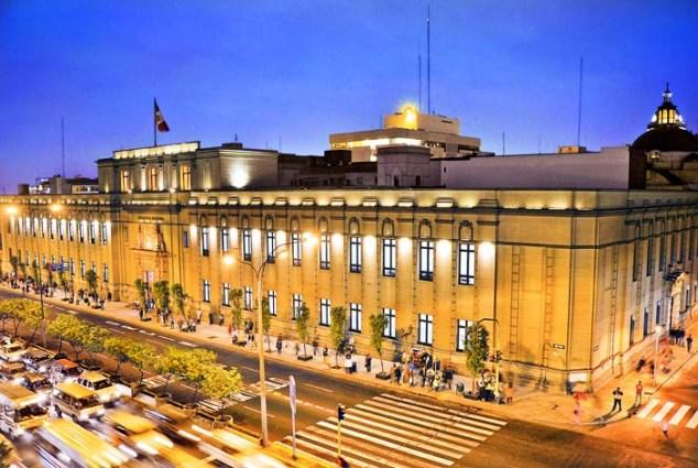 Biblioteca Nacional Lima