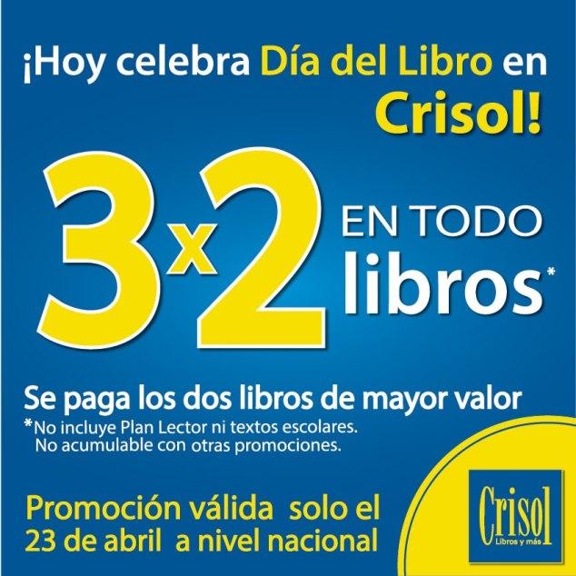 Crisol 3x2