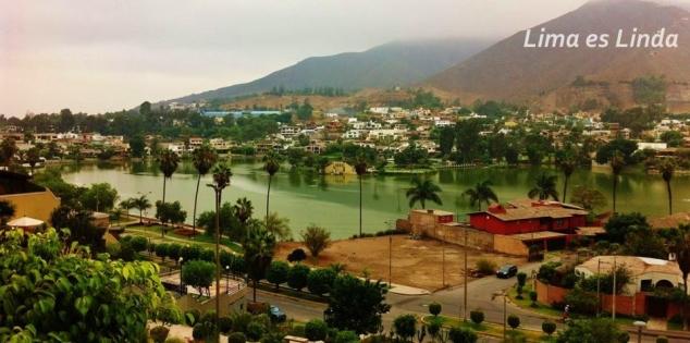 Laguna de La Molina