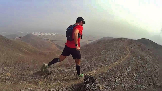 Trail Running Lima