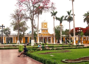 Plaza de Armas Barranco