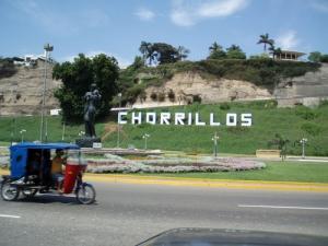 Mototaxi en Chorrillos