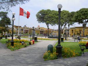 Plaza de Armas Pueblo Libre
