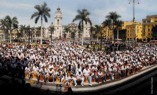 Cajoneada Lima