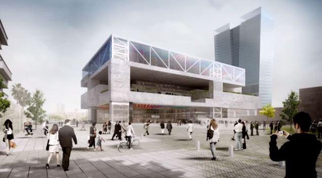 Centro de Convenciones en Lima