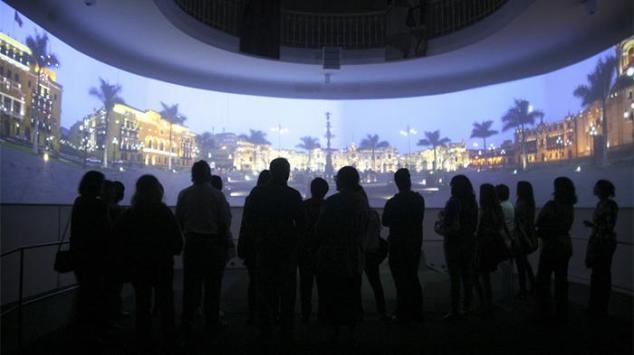 El Museo abre de Noche