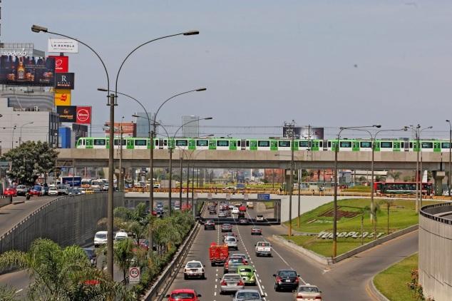 Metro de Lima Línea 1