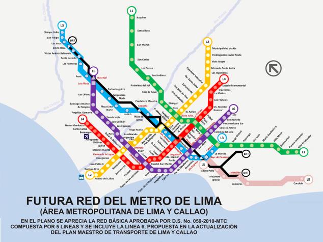 Metro de Lima Línea 2