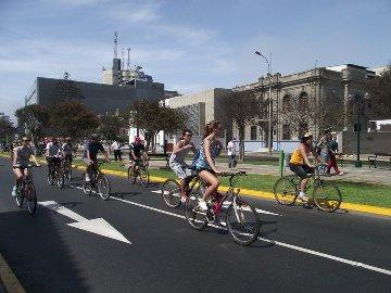 Ciclodia Lima
