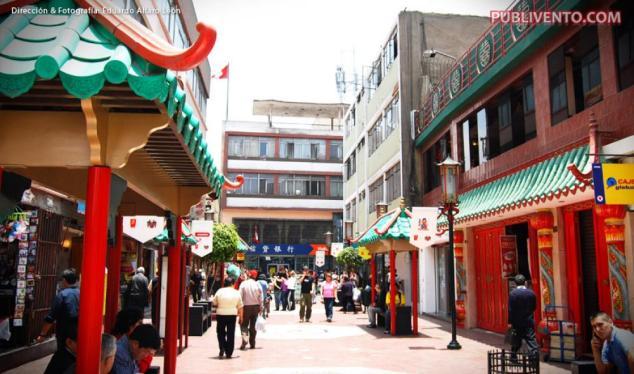 Comunidad china en Lima