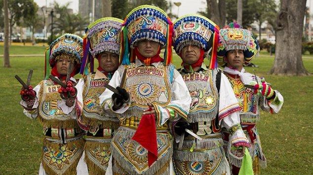 Día Mundial del Foklore