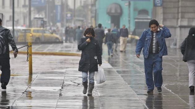 Humedad en Lima