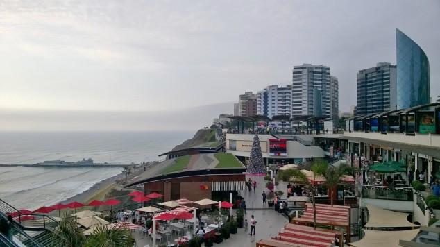 Lima es Linda - Larcomar