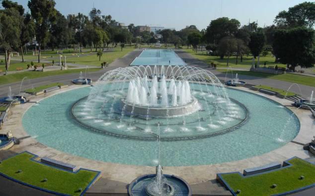 Parque Mágico de las Aguas