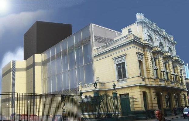 Teatro Municipal Lima