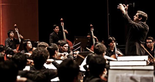 Orquesta Sinfónica Nacional Juvenil - Lima es Linda