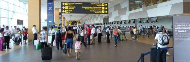 Aeropuerto - Lima es Linda