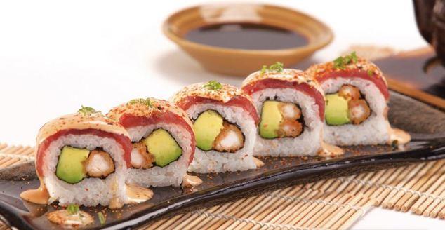 Foto:  Edo Sushi Bar