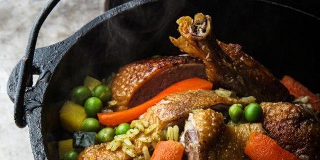 Foto:  Restaurante Fiesta Gourmet