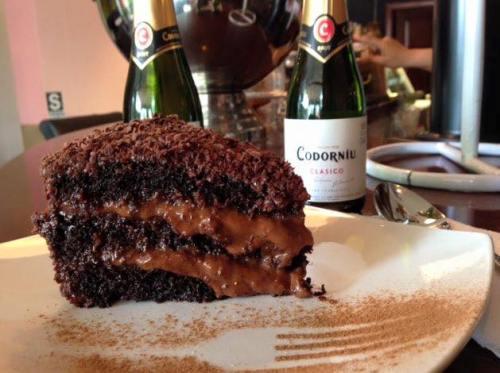Zimmermann - Torta de Chocolate (foto Zimmermann)