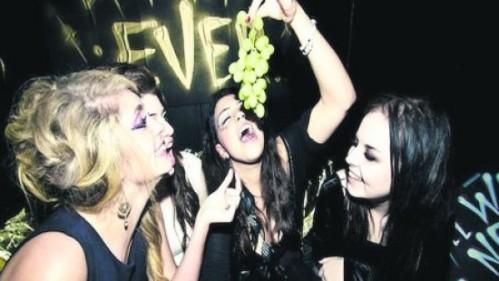 Cabala Año Nuevo - Comer doce uvas