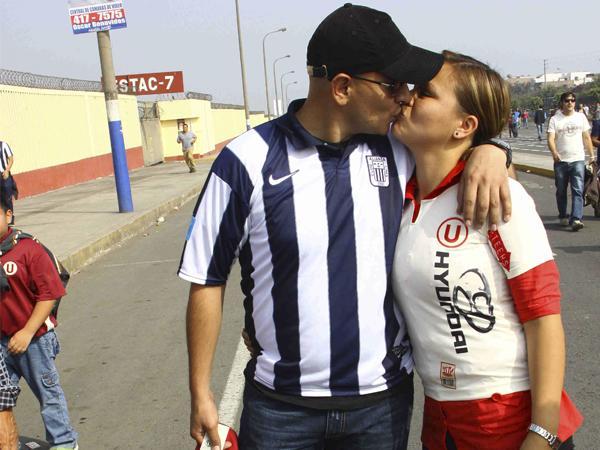Amor en el Futbol