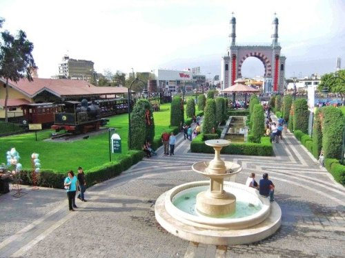 Parque de la Amistad Surco Lima