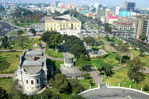Parque de la Exposición Cercado de Lima