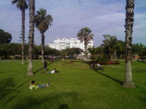 Parque La Pera del Amor Magdalena Lima