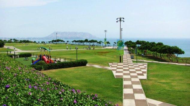 Parque Maria Reiche Miraflores Lima