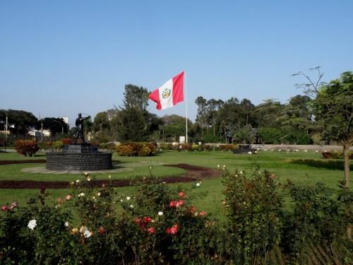 Parque Reducto Miraflores Lima