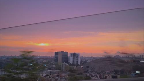 sunset-en-la-molina-lima